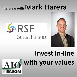 RSF social fund, socially responsible investing