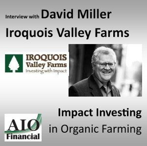 Iroquois valley farms, david miller, organic farming