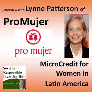 ProMujer, Lynne Patterson, microcredit, women