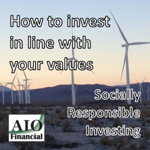 socially responsible investing ethical sustainable green