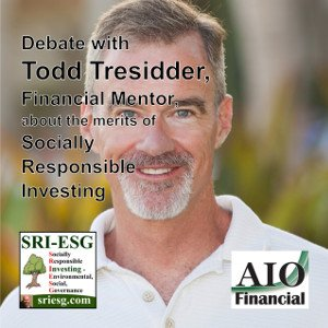 Todd Tresidder merits of Socially Responsible Investing