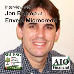 Jon Bishop envest microcredit