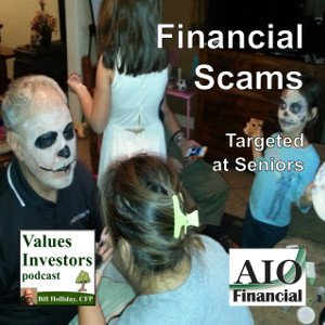 financial scams targeted at seniors
