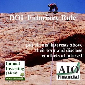 DOL Fiduciary Rule for financial planners
