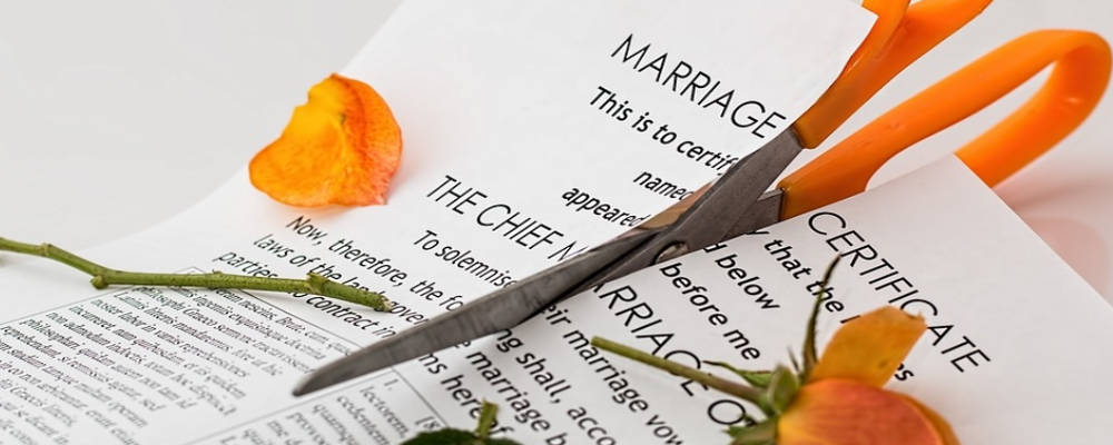 Taxes Issues with Divorce