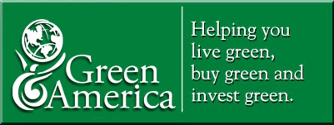 Green America – Corporate Engagement