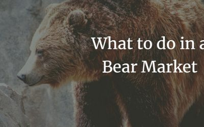 6 Reasons to Hold on in a Bear Market