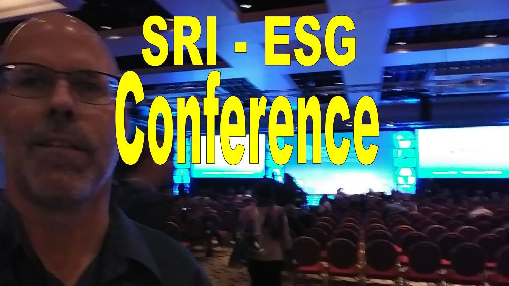 SRI ESG Conference Sustainable Responsible Impact Investing