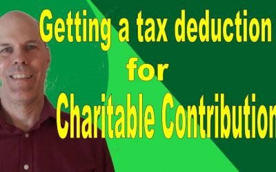 Tax Deduction for Charitable Contributions