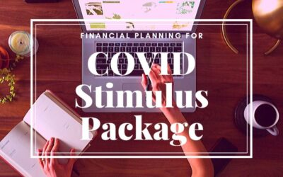 Financial Planning for Coronavirus Stimulus Package